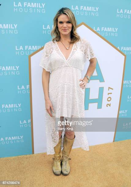 Actress Missi Pyle attends LA Family Housing 2017 awards at The Lot on April 27 2017 in West Hollywood California