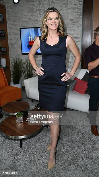 Actress Missi Pyle attends Hollywood Today Live at W Hollywood on July 21 2016 in Hollywood California