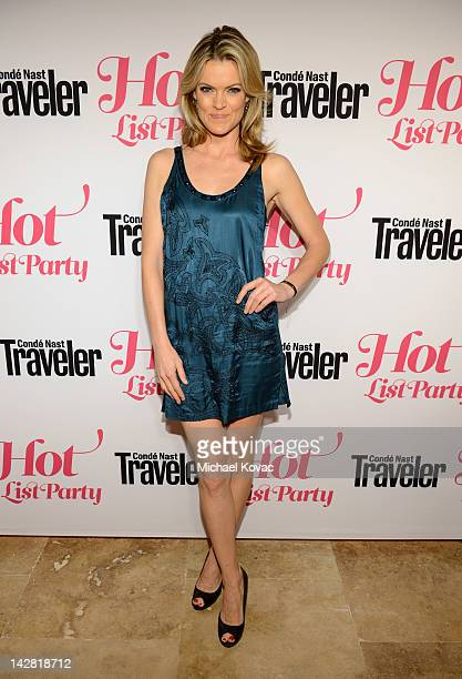 Actress Missi Pyle attends the Conde Nast Traveler Hot List Party at the Hotel BelAir on April 12 2012 in Los Angeles California