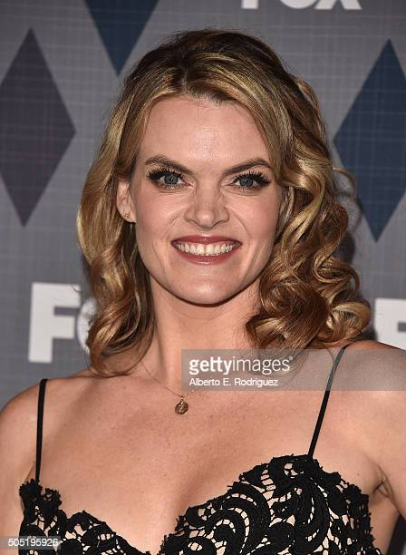 Actress Missi Pyle attends the FOX Winter TCA 2016 AllStar Party at The Langham Huntington Hotel and Spa on January 15 2016 in Pasadena California