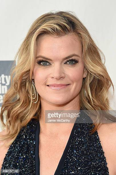Actress Missi Pyle attends the Opening Night Gala Presentation and World Premiere of 'Gone Girl' during the 52nd New York Film Festival at Alice...