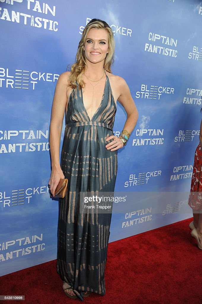 Actress Missi Pyle attends the premiere of Bleecker Street Media's 'Captain Fantastic' held at the Harmony Gold Theater on June 28, 2016 in Hollywood, California.