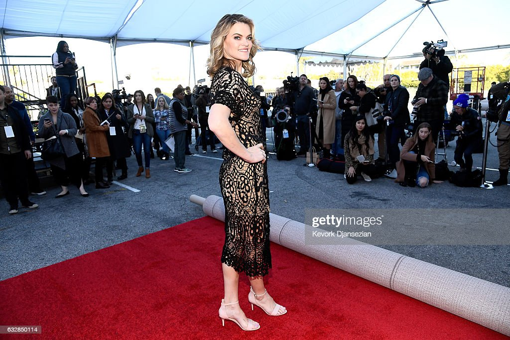The 23rd Annual Screen Actors Guild Awards - Red Carpet Roll-Out, Ceremony & BTS