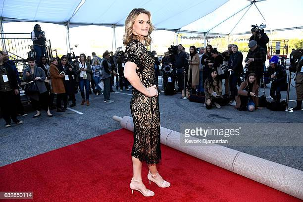 Actress Missi Pyle attends the Red Carpet RollOut Ceremony BTS during The 23rd Annual Screen Actors Guild Awards on January 27 2017 in Los Angeles...