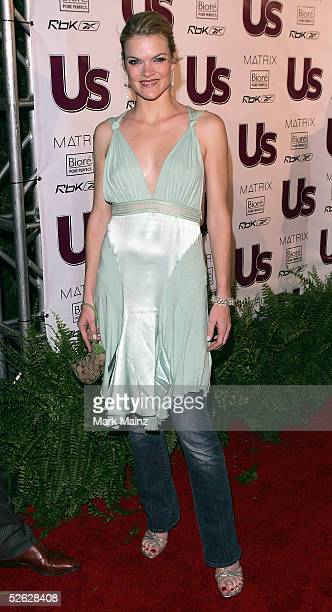 Actress Missi Pyle attends The Young Hot Hollywood Style Awards at Element on April 13 2005 in Hollywood California