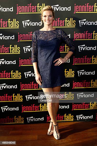 Actress Missi Pyle attends TV Land's 'Jennifer Falls' premiere party at Jimmy At The James Hotel on June 2 2014 in New York City