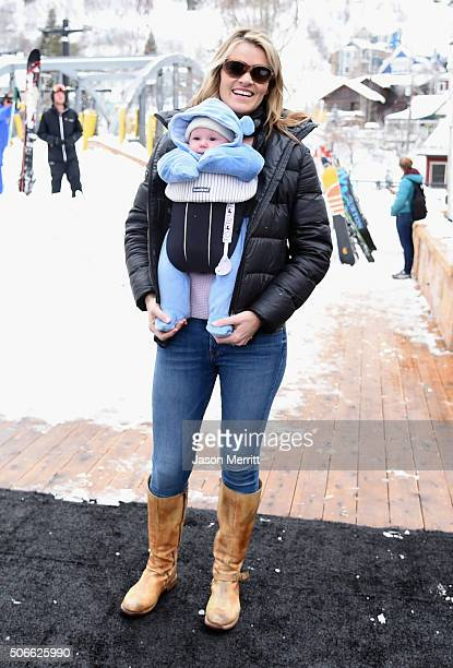 Actress Missi Pyle is seen during the Sundance Film Festival on January 24 2016 in Park City Utah