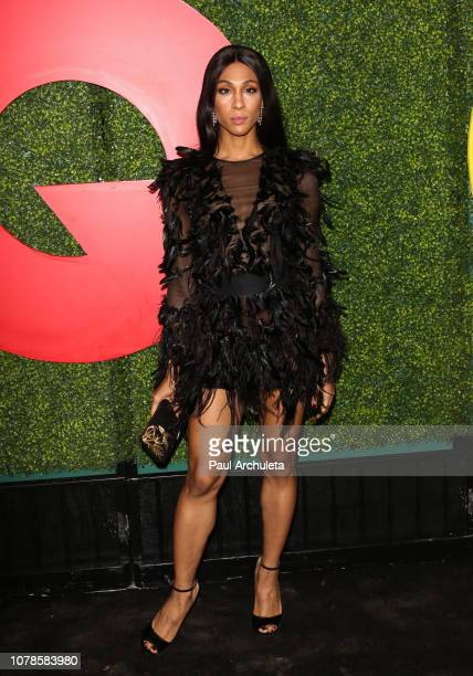 Actress Mj Rodriguez attends the 2018 GQ Men Of The Year party at Benedict Estate on December 06 2018 in Beverly Hills California