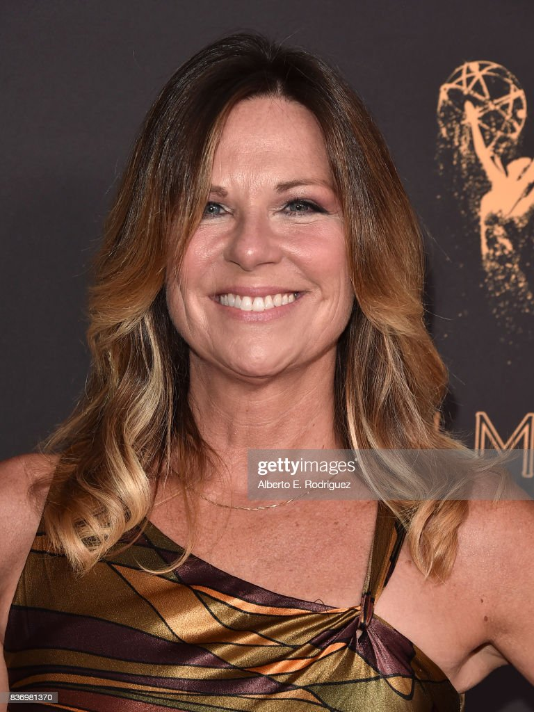 Actress Mo Collins attends the Television Academy's Performers Peer Group Celebration at The Montage Beverly Hills on August 21, 2017 in Beverly Hills, California.