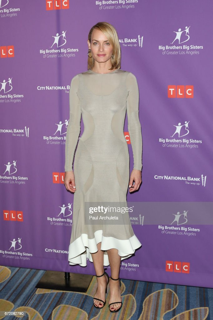 Actress / Model Amber Valletta attends the Big Brothers Big Sisters of greater Los Angeles' annual Accessories For Success spring scholarship luncheon at the Beverly Wilshire Four Seasons Hotel on April 23, 2017 in Beverly Hills, California.