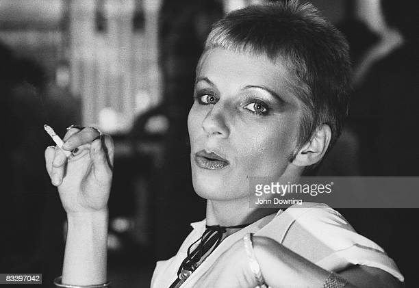 Actress model and musician Angela Bowie 17th July 1976