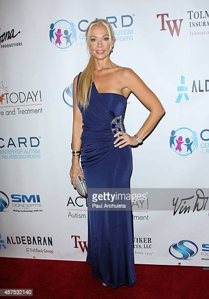 Actress / Model Liz Fuller attends the 9th annual Denim Diamonds for Autism on October 19 2014 in Westlake Village California