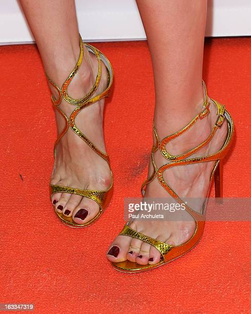 391041135729 Actress   Model Louise Roe attends the JCPenney  Joe Fresh  launch party at  the