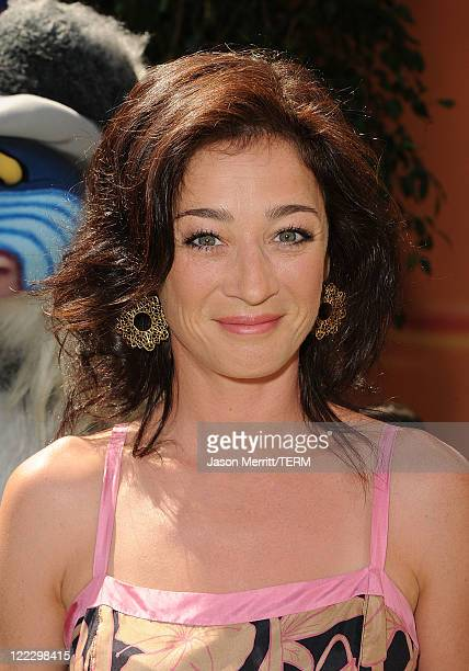 Actress Moira Kelly arrives at the premiere of Walt Disney Studios' The Lion King 3D on August 27 2011 in Los Angeles California
