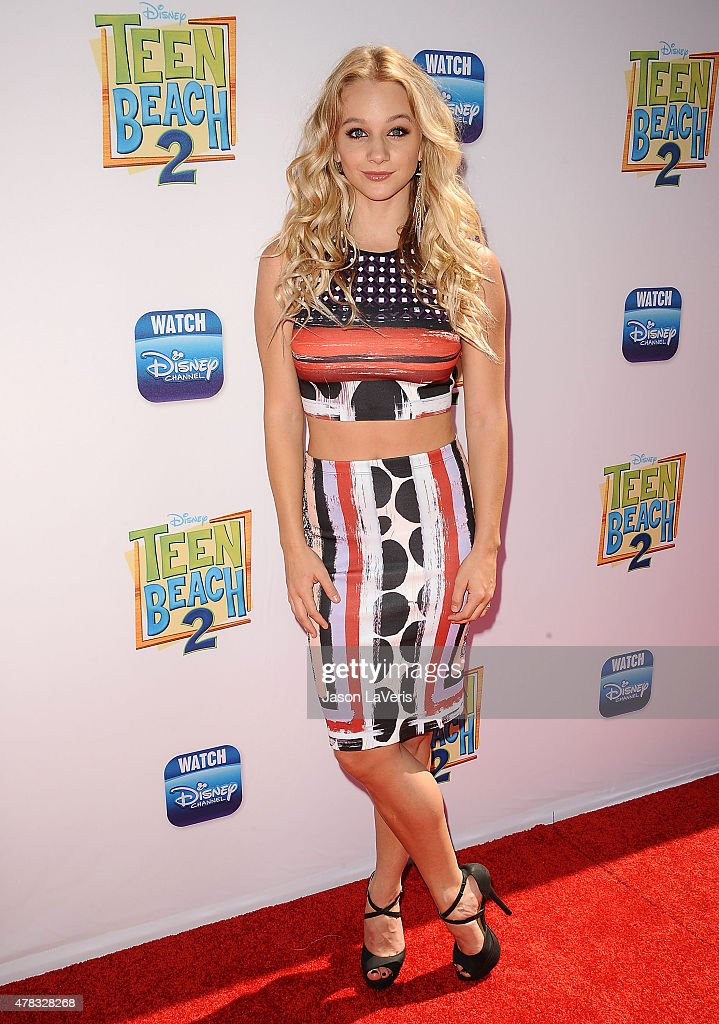 "The Disney Channel's ""Teen Beach 2"" Los Angeles Premiere : News Photo"