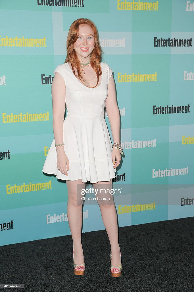 Comic-Con International 2015 - Entertainment Weekly Comic-Con Celebration - Arrivals