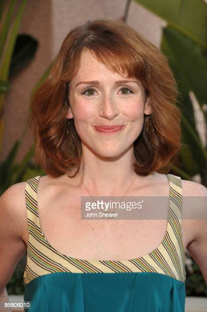 Actress Molly Kidder arrives at Smiles from the Stars A Tribute to the Life and Work of Roy Scheider at The Beverly Hills Hotel on April 4 2009 in...