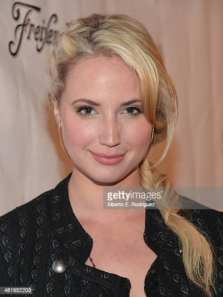 Actress Molly McCook attends the premiere of Screen Media Films' 10 Rules For Sleeping Around at the Egyptian Theatre on April 1 2014 in Hollywood...