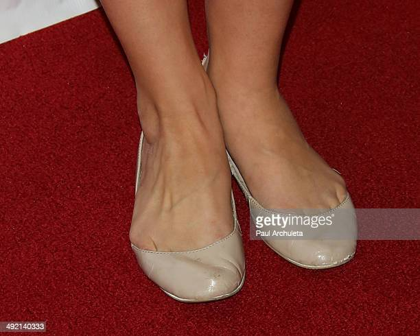 Actress Molly McCook attends the RaiseAChildUS 2014 Honors Gala benefiting foster and adoption programs at the W Hollywood on May 18 2014 in...