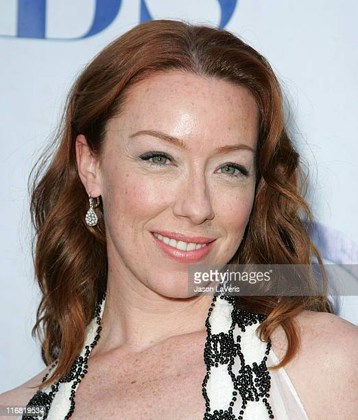 Actress Molly Parker attends the 'Swingtown' Premiere Summer Block Party at CBS Studio Center on May 20 2008 in Studio City California