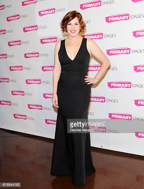 Actress Molly Ringwald attends Primary Stages 2016 Gala at 538 Park Avenue on October 17 2016 in New York City