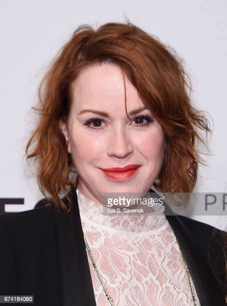 Actress Molly Ringwald attends the 'Dabka' Premiere during the 2017 Tribeca Film Festival at SVA Theater on April 27 2017 in New York City