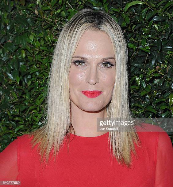 Actress Molly Sims arrives at Max Mara Celebrates Natalie DormerThe 2016 Women In Film Max Mara Face Of The Future at Chateau Marmont on June 14 2016...