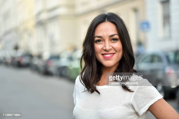 Actress Mona Pirzad attends the ARD Degeto Reception during the Munich Film Festival 2019 at Kaisergarten on June 28 2019 in Munich Germany