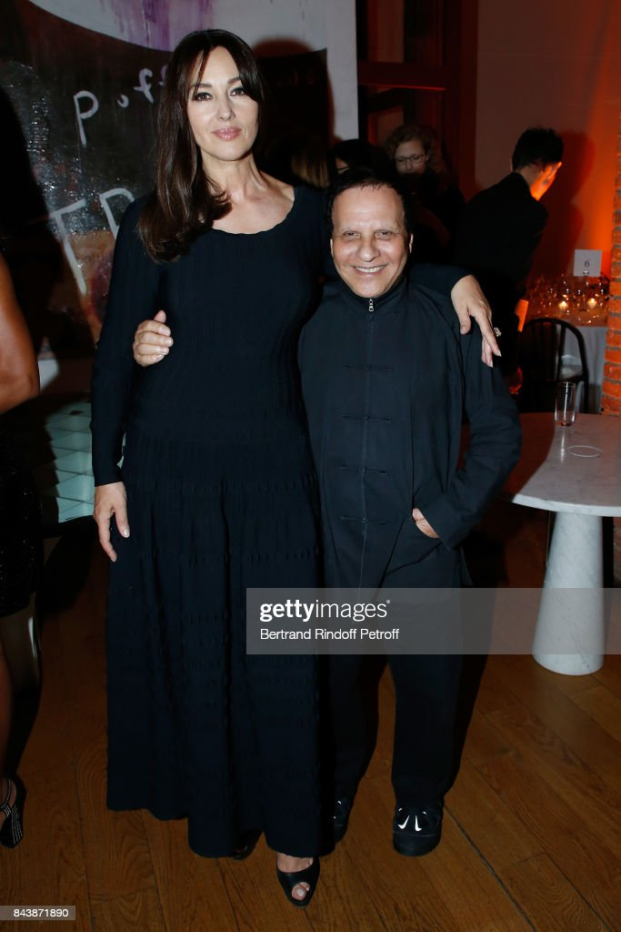 """""""Richard Wentworth A La Maison Alaia"""" Exhibition Opening At Galerie Azzedine Alaia In Paris"""