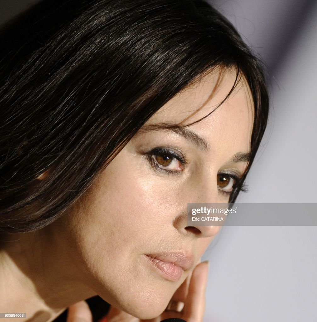 Actress Monica Bellucci News Photo Getty Images