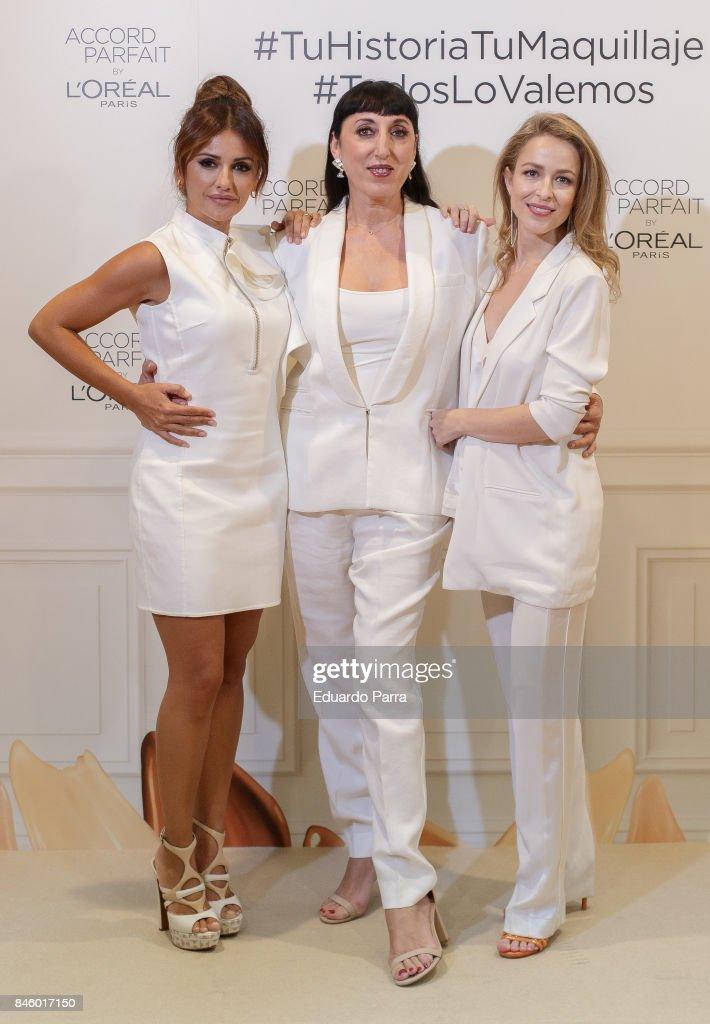 L'Oreal Paris Presents 'Accord Parfit' Collection