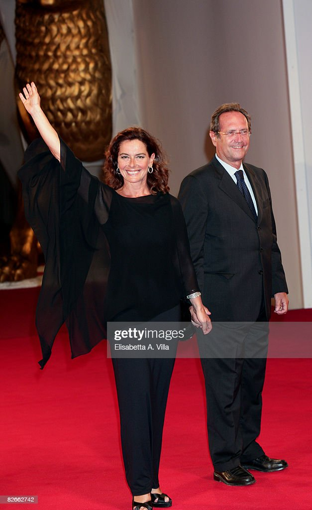 "65th Venice Film Festival: ""Yuppi Du"" - Premiere : News Photo"