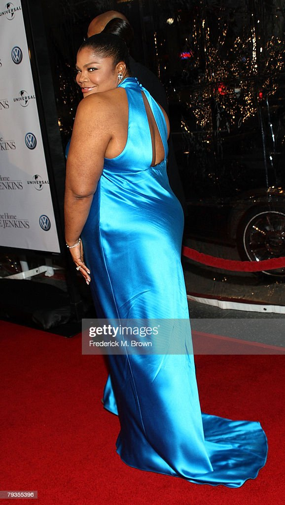 Actress Mo Nique Attends The Welcome Home Roscoe Jenkins Film