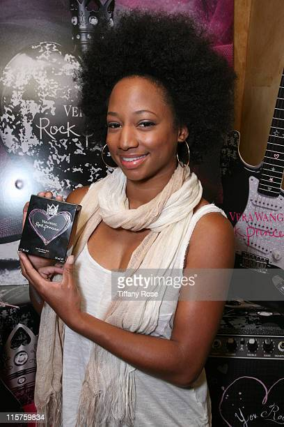 Actress Monique Coleman and Vera Wang rock princess at Melanie Segal's MTV Movie Awards House Presented by Rev 3 - Day 2 on May 29, 2009 in Los...