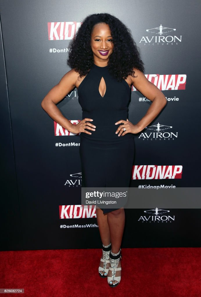 "Premiere Of Aviron Pictures' ""Kidnap"" - Arrivals"