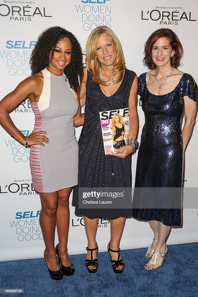 SELF Magazine's Women Doing Good Awards : News Photo