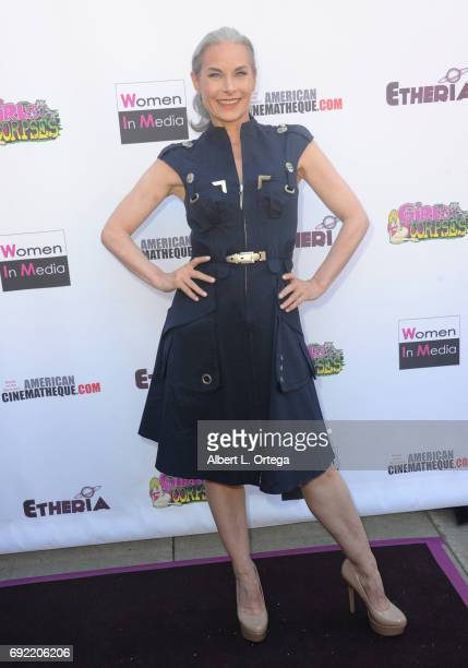Actress Monique Parent arrives for Etheria Film Night held at The Egyptian Theatre on June 3 2017 in Los Angeles California