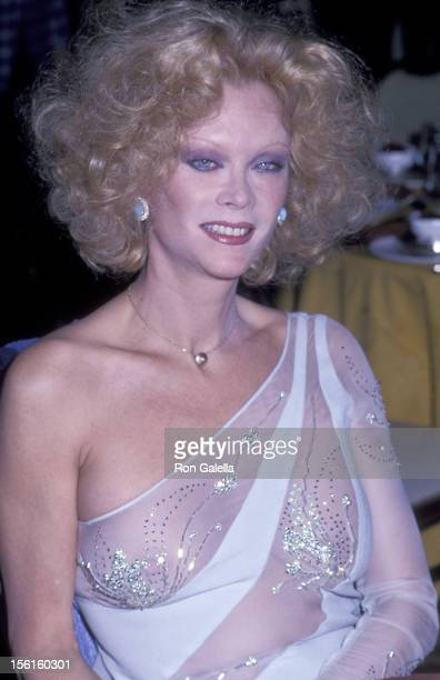 Actress Monique van Vooren attends 21st Annual Primetime Emmy Awards on April 30 1978 at the New York Hilton Hotel in New York City