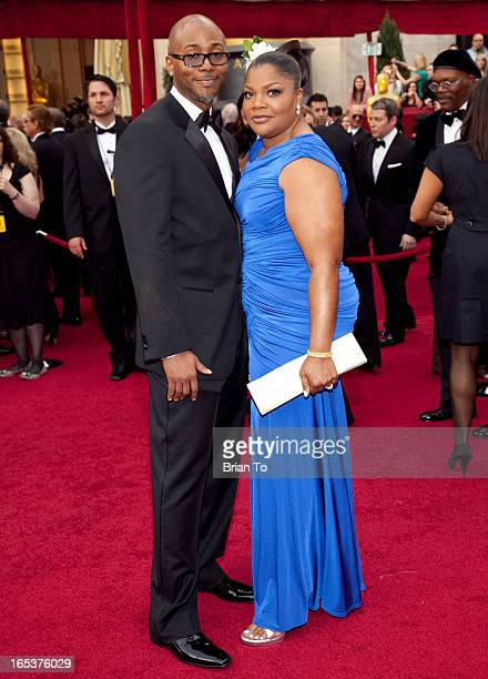 Actress Mo'Nique winner for Best Supporting Actress for 'Precious' and husband Sidney Hicks arrive at the 82nd Annual Academy Awards held at the...