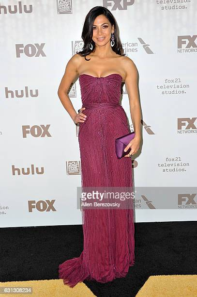Actress Moran Atias attends FOX and FX's 2017 Golden Globe Awards After Party at The Beverly Hilton Hotel on January 8 2017 in Beverly Hills...