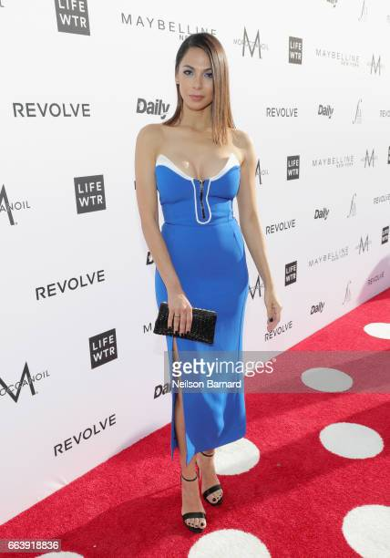 Actress Moran Atias attends the Daily Front Row's 3rd Annual Fashion Los Angeles Awards at Sunset Tower Hotel on April 2 2017 in West Hollywood...