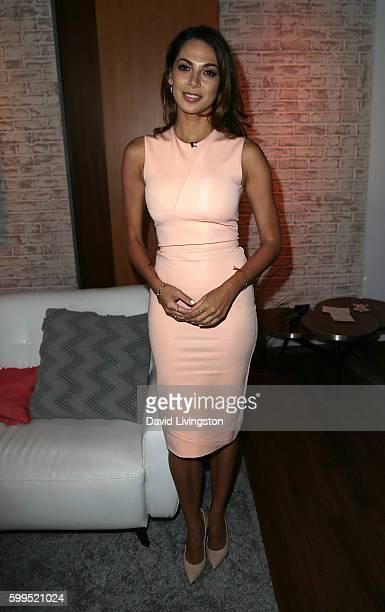 Actress Moran Atias visits Hollywood Today Live at W Hollywood on September 1 2016 in Hollywood California