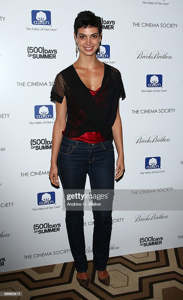 "The Cinema Society Hosts A Screening Of ""500 Days Of Summer"" - Arrivals : News Photo"