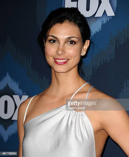 Actress Morena Baccarin attends the FOX winter TCA All-Star party at Langham Hotel on January 17, 2015 in Pasadena, California.