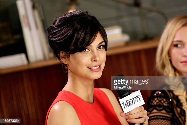 Actress Morena Baccarin attends the Variety Emmy Studio at Palihouse on May 30, 2013 in West Hollywood, California.
