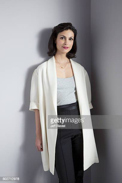 Actress Morena Baccarin is photographed for TV Guide Magazine on January 17 2015 in Pasadena California