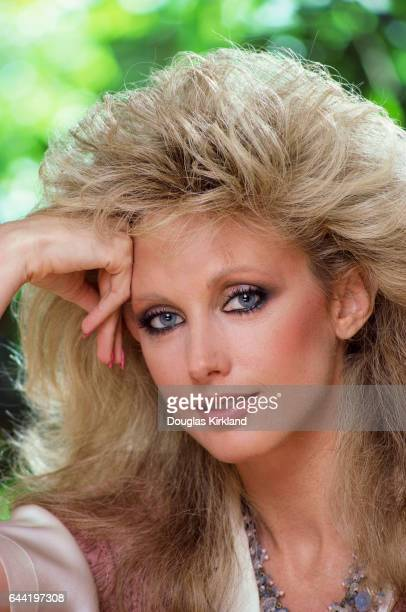 Actress Morgan Fairchild
