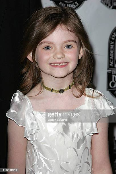 Actress Morgan Lily attends the Academy of Magical Arts Awards at the Beverly Hilton Hotel on April 5 2008 in Beverly Hills California