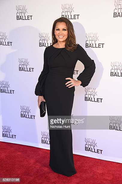 Actress music artist Vanessa Williams attends New York City Ballet's Spring Gala at David H Koch Theater at Lincoln Center on May 4 2016 in New York...