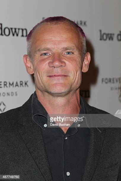 Actress Musician Flea attends the Premiere of Oscilloscope Laboratories' Lowdown at ArcLight Hollywood on October 23 2014 in Hollywood California